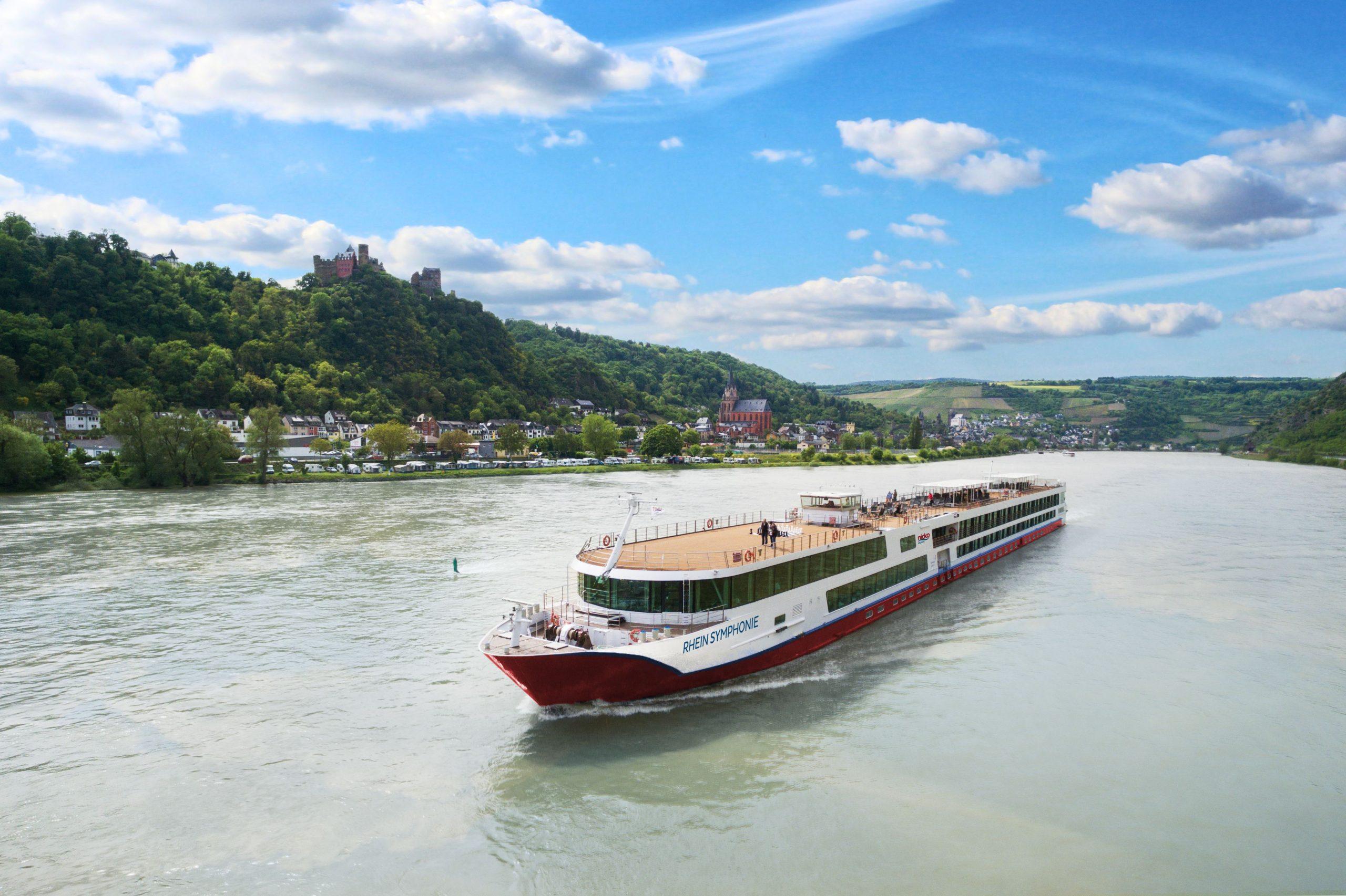 MS  Rhein Symphonie - Flusskreuzfahrten-Reisen
