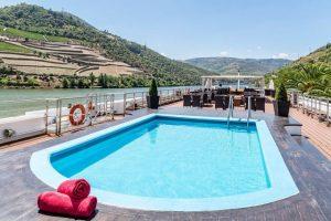 Sonnendeck MS Douro Cruiser