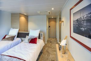 MS La Belle de Cadix kabine