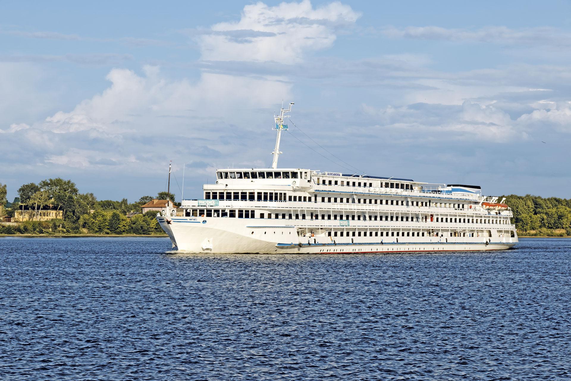 MS Aleksandra - Flusskreuzfahrten-Reisen
