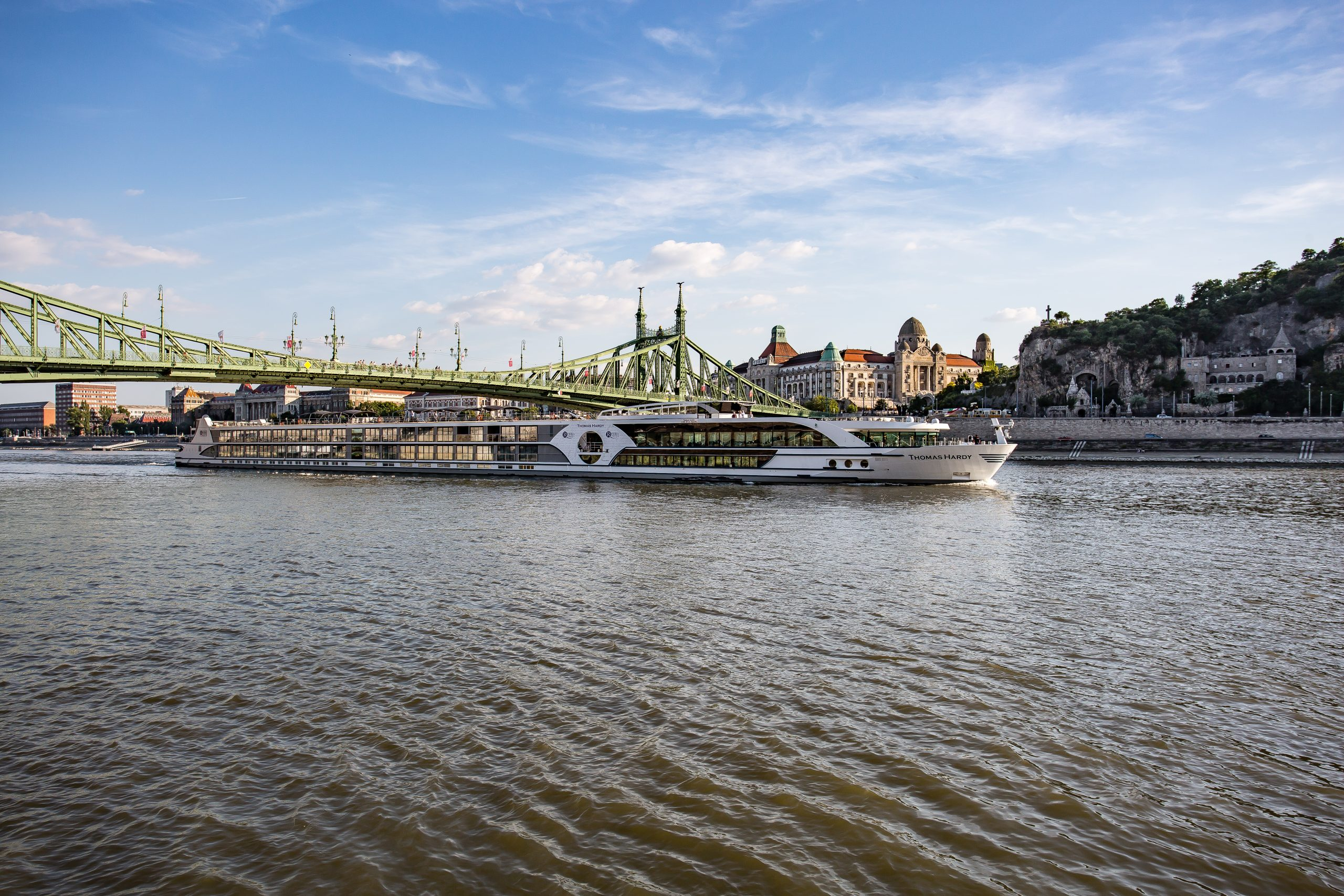 MS Thomas Hardy - Flusskreuzfahrten-Reisen