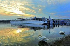 Schiff MS Loire Princess aussen