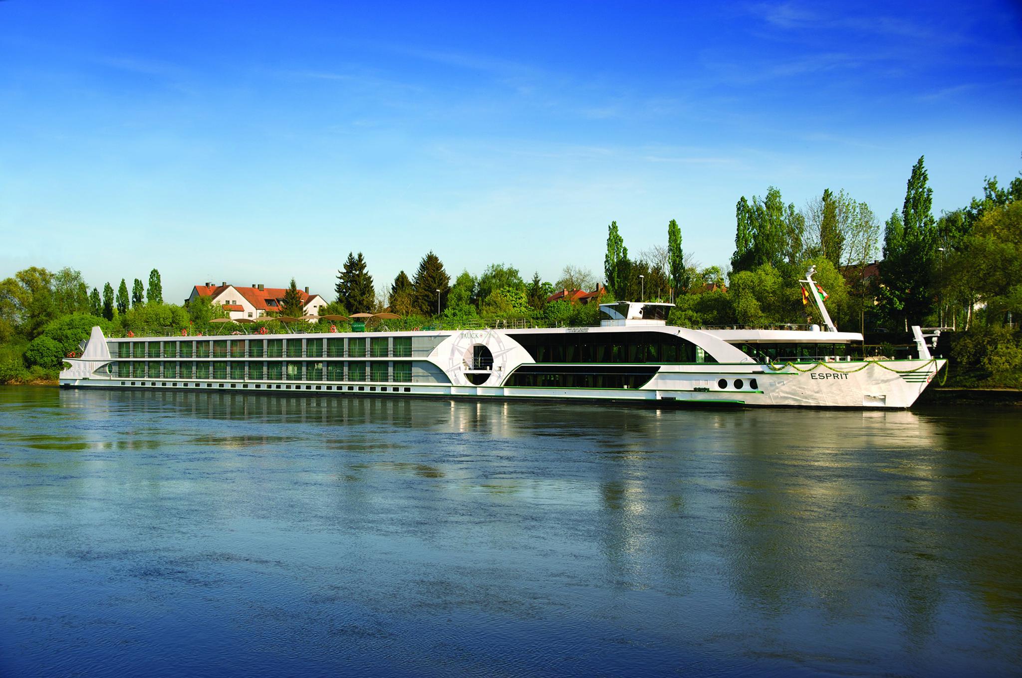 MS Esprit - Flusskreuzfahrten-Reisen
