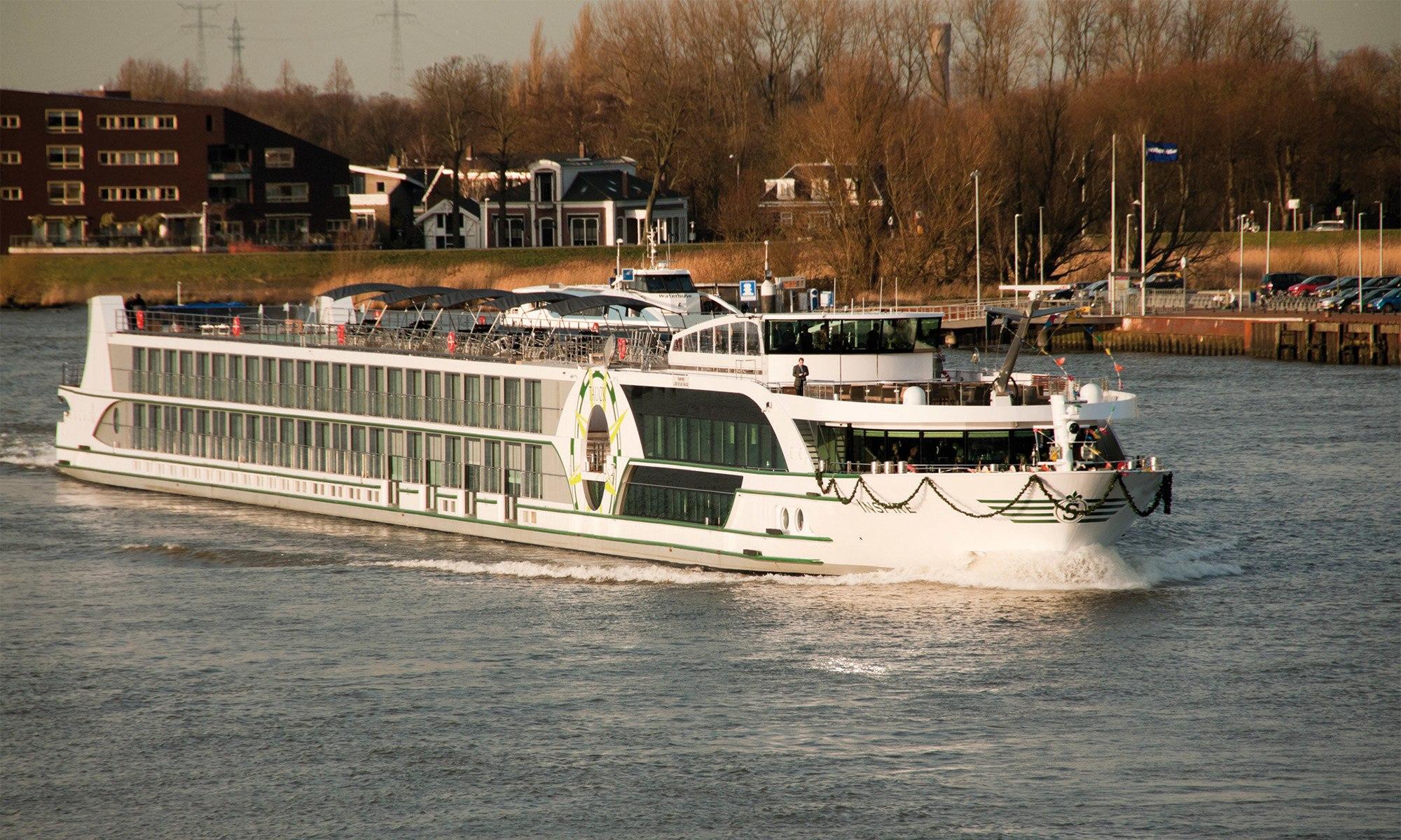 MS Inspire - Flusskreuzfahrten-Reisen