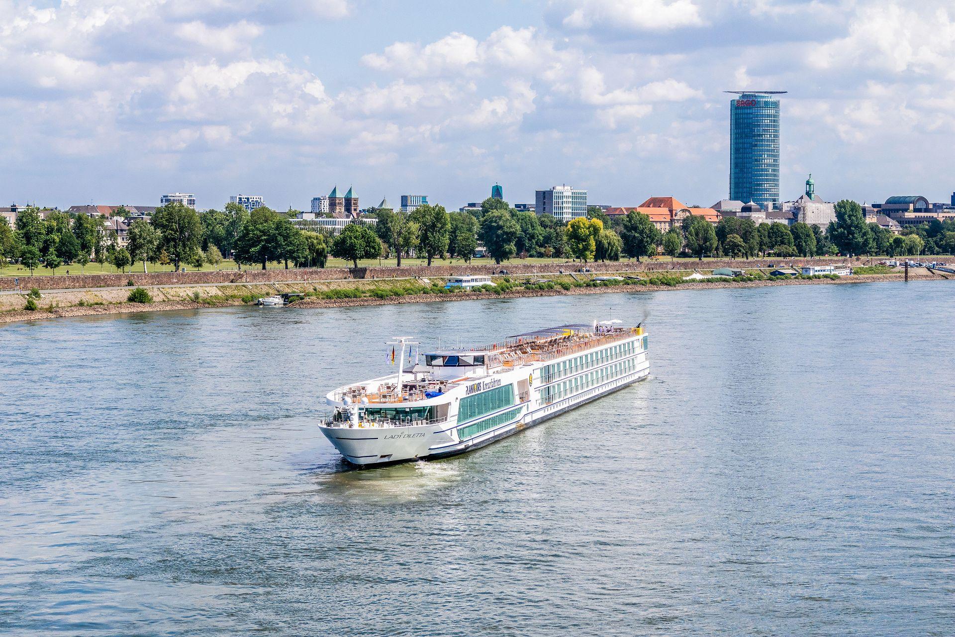 Lady Diletta - Flusskreuzfahrten-Reisen