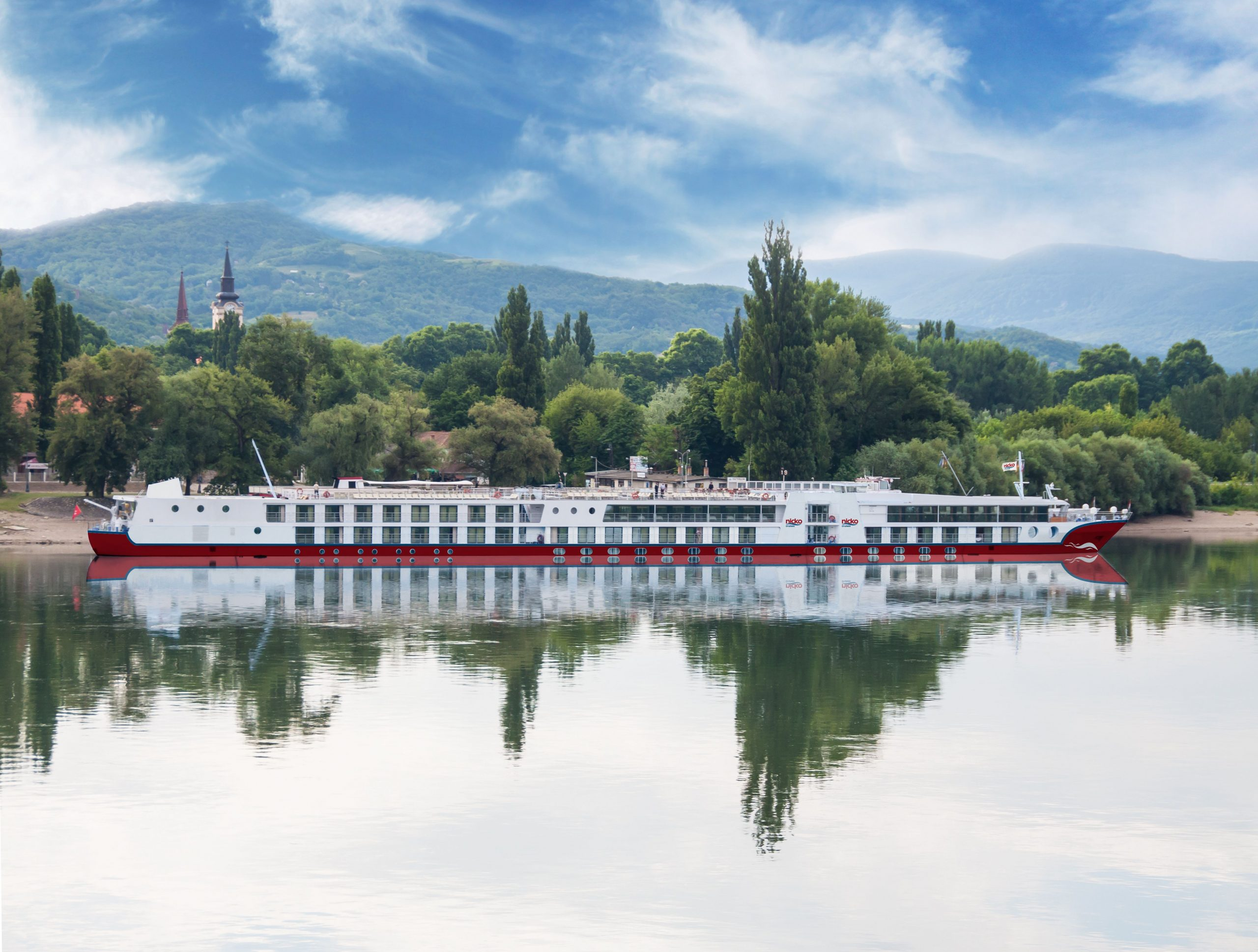 MS Maxima - Flusskreuzfahrten-Reisen
