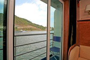 MS Rhein Prinzessin Balkonkabine