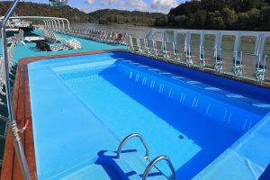 MS Sofia Sonnendeck Pool