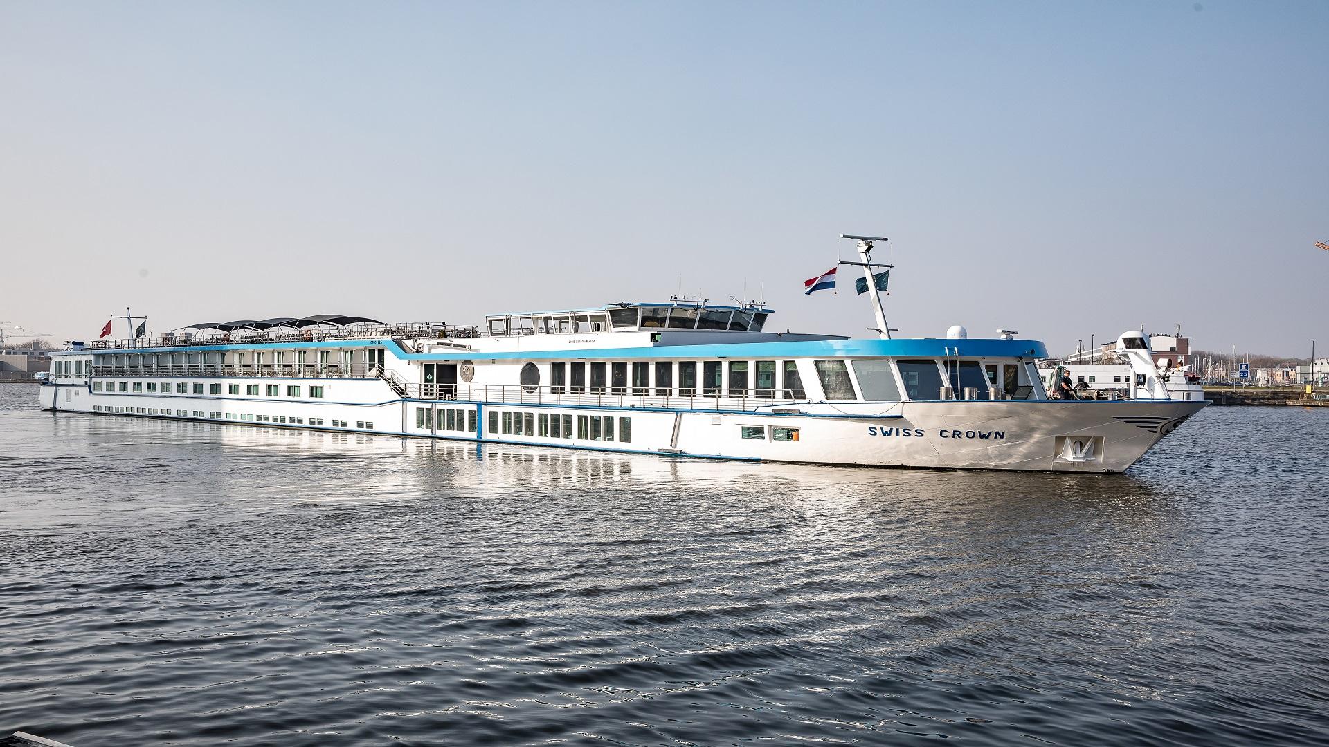 MS Swiss Crown - Flusskreuzfahrten-Reisen