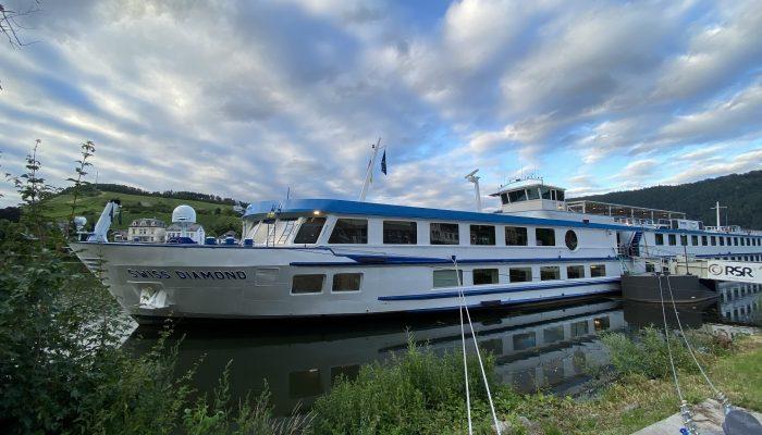 MS Swiss Diamond - Viva Cruises