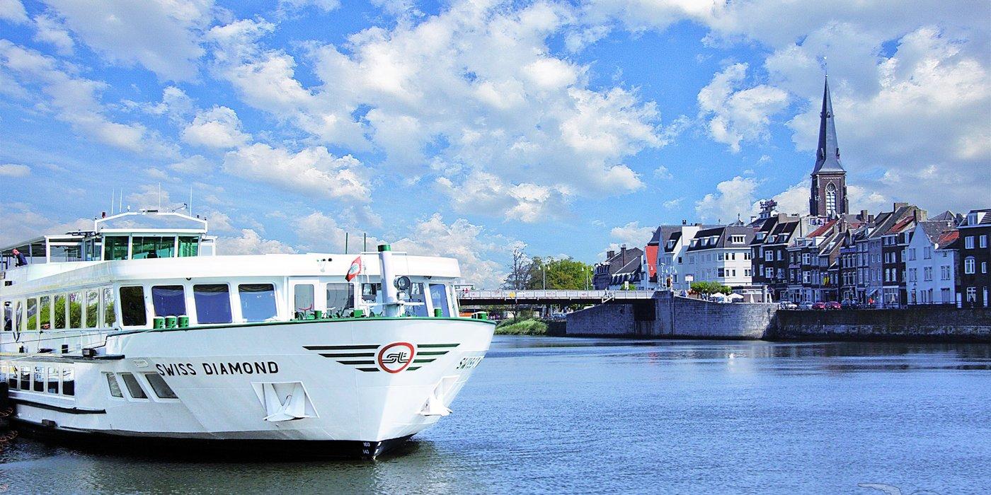 MS Swiss Diamond - Flusskreuzfahrten-Reisen
