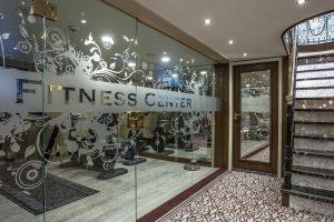 MS Thomas Hardy Fitness-Center