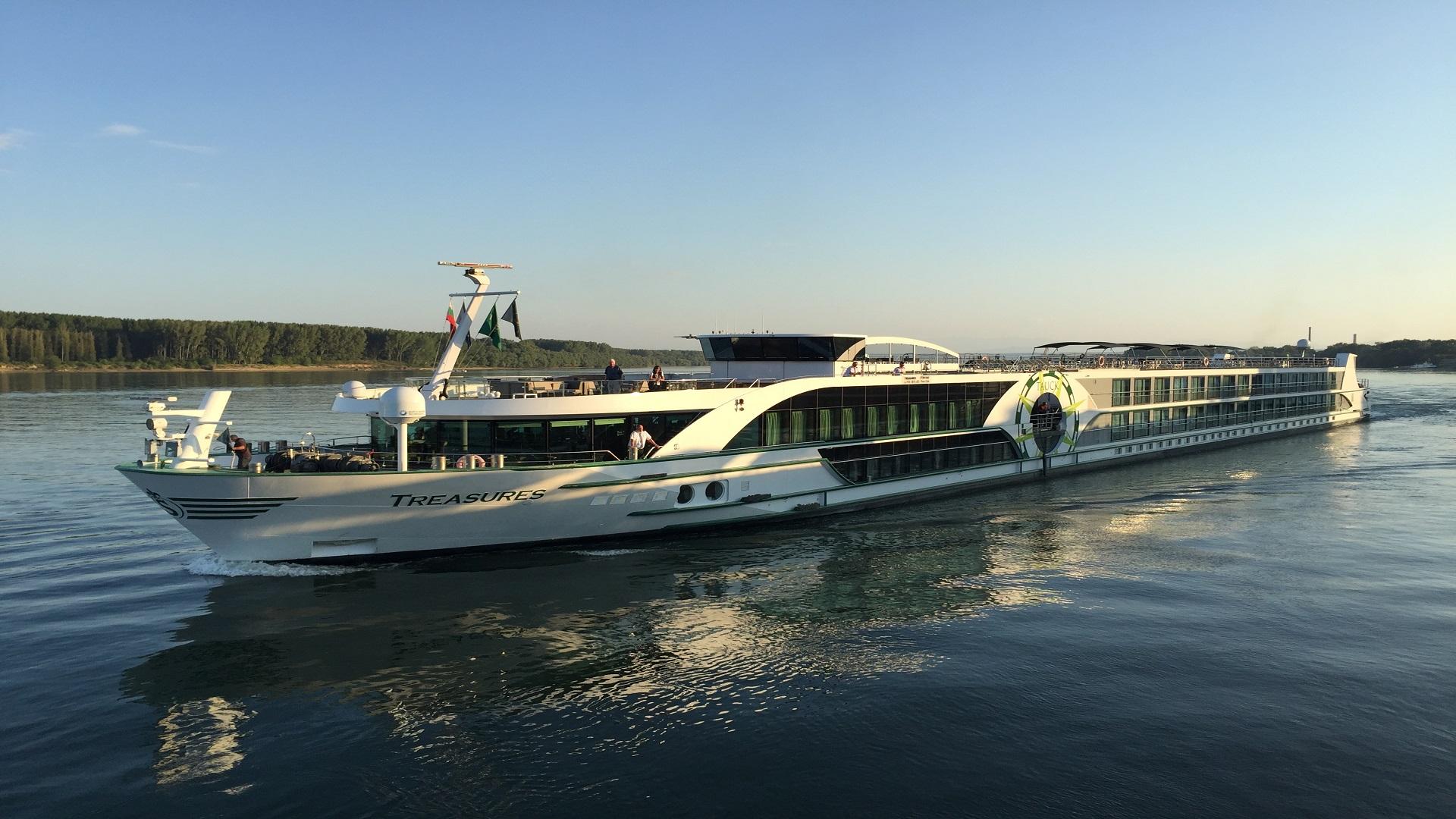 MS Treasures - Flusskreuzfahrten-Reisen