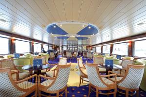 Panorama-Lounge MS Sans Souci