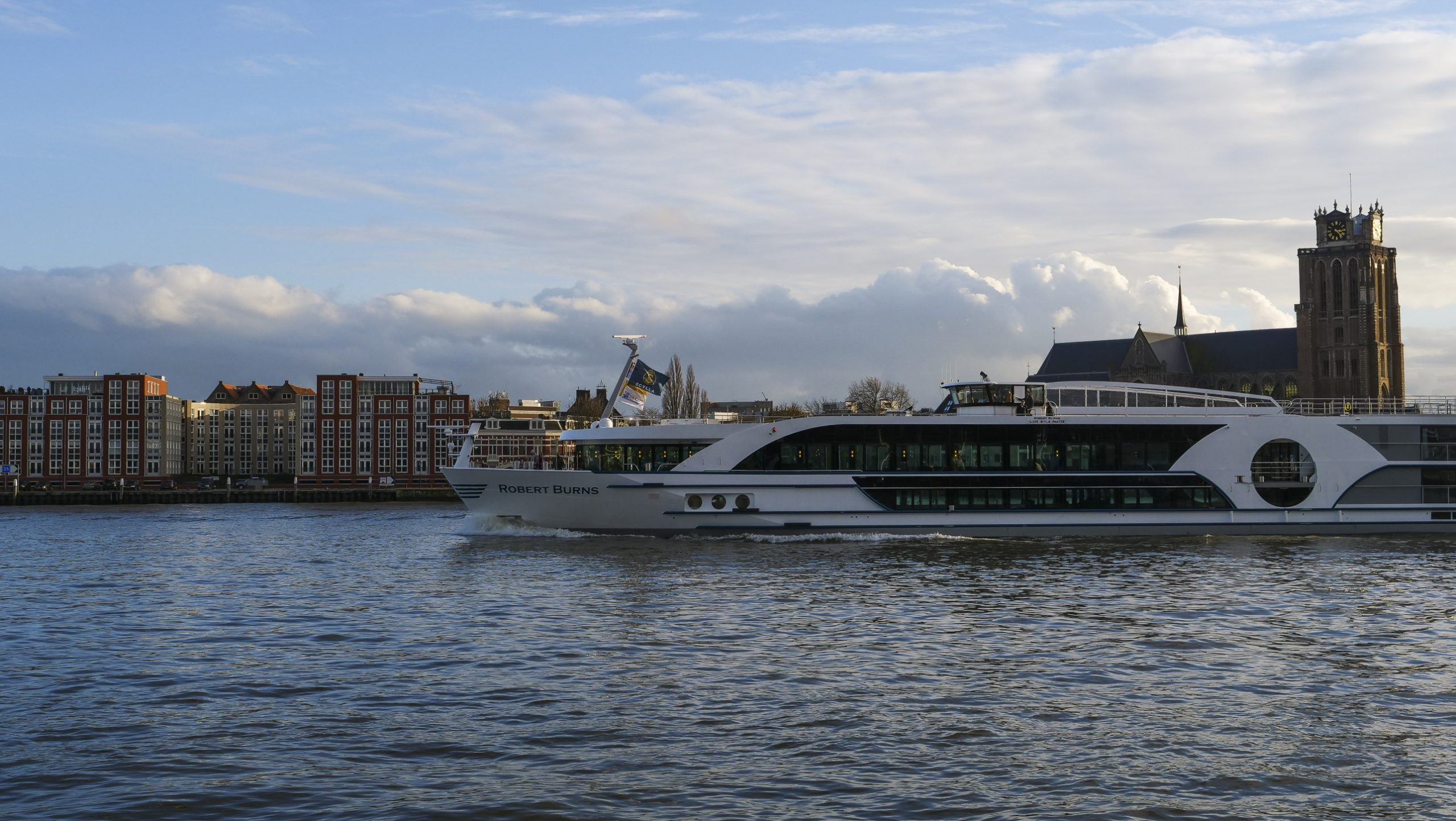 MS Robert Burns - Flusskreuzfahrten-Reisen