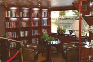 SANSSOUCI-Bibliothe