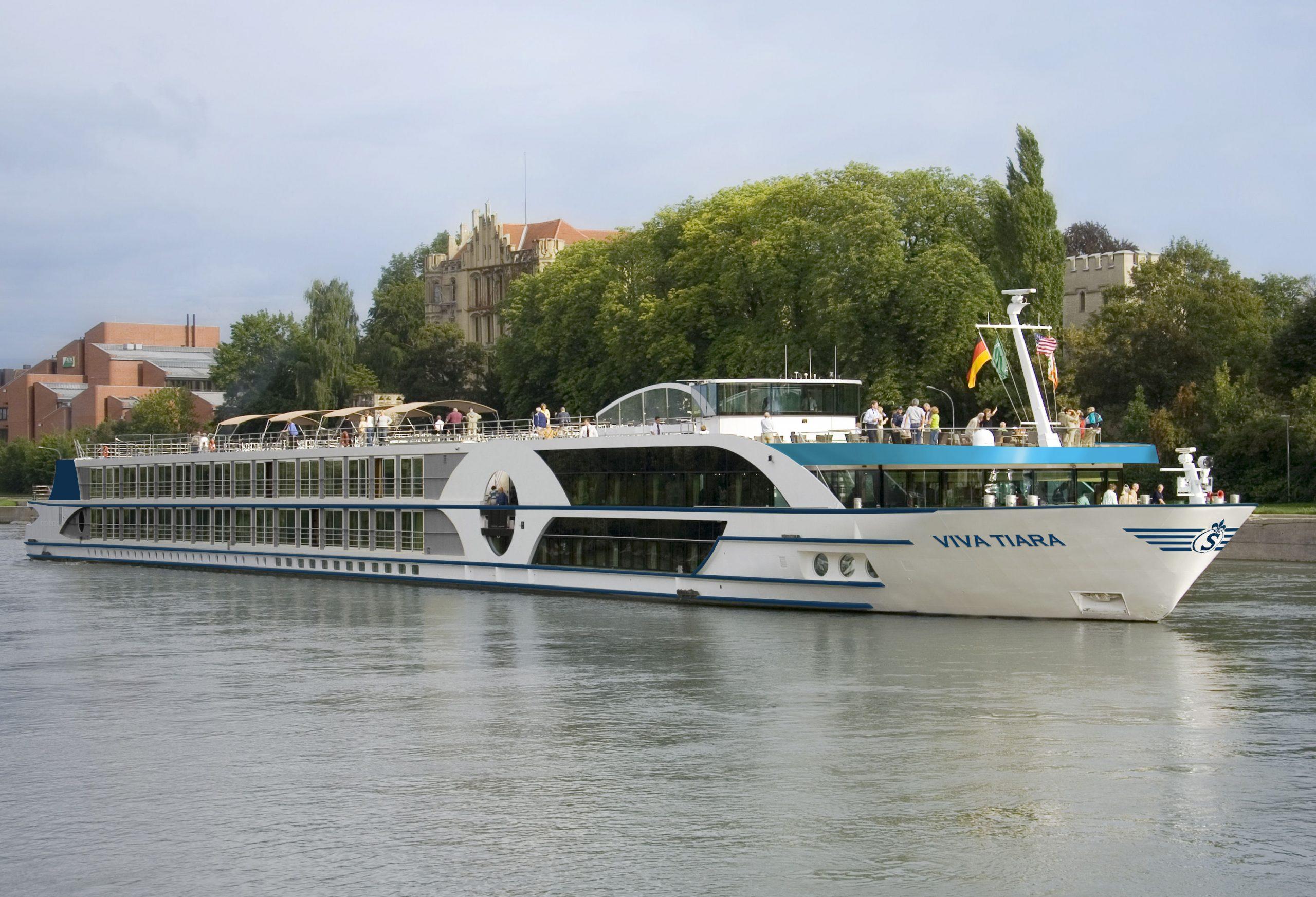 MS Viva Tiara - Flusskreuzfahrten-Reisen