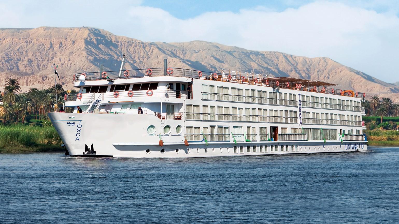 Super Ship Sphinx - Flusskreuzfahrten-Reisen