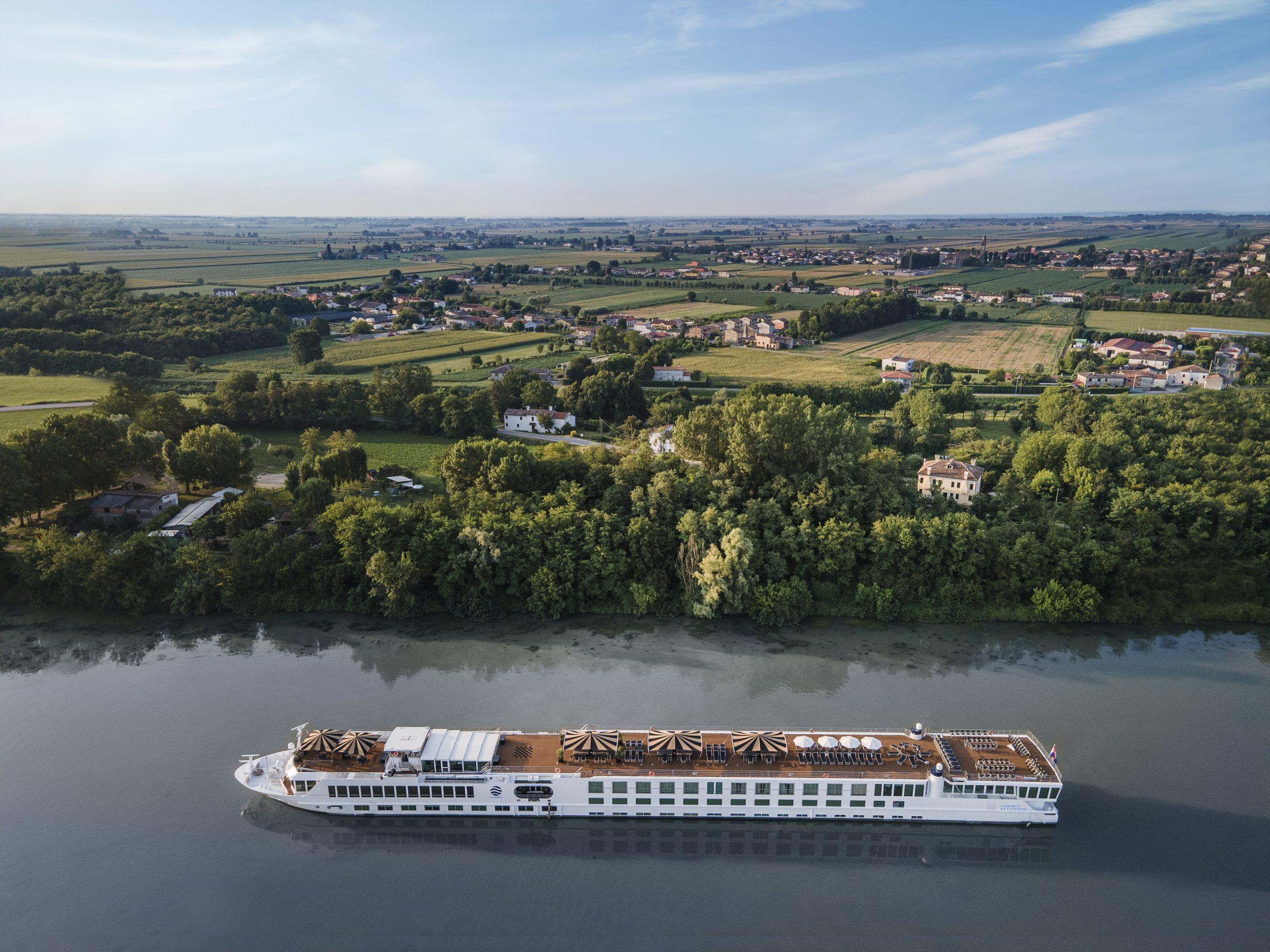 Super Ship La Venezia - Flusskreuzfahrten-Reisen