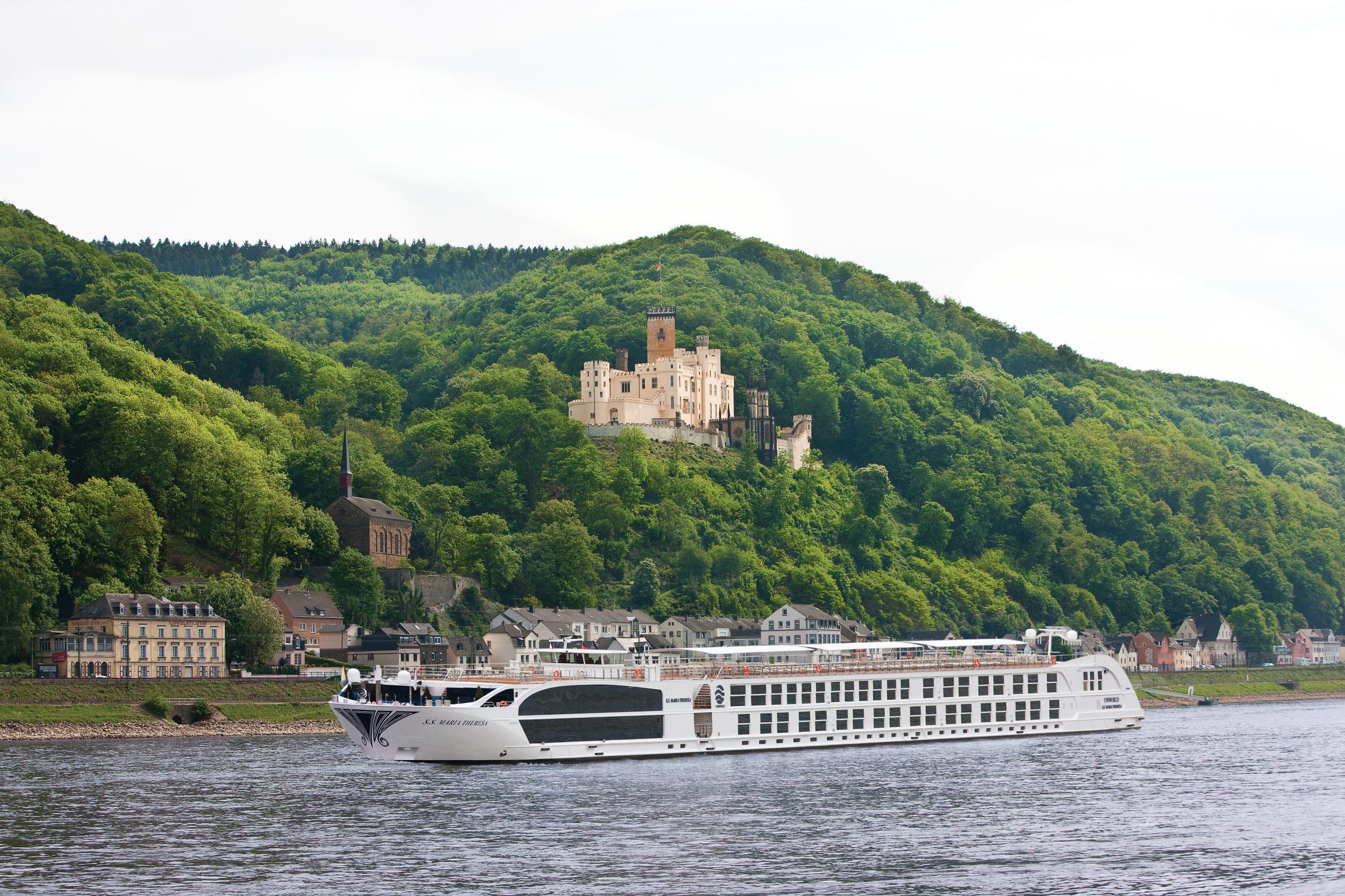 Super Ship Maria Theresa - Flusskreuzfahrten-Reisen