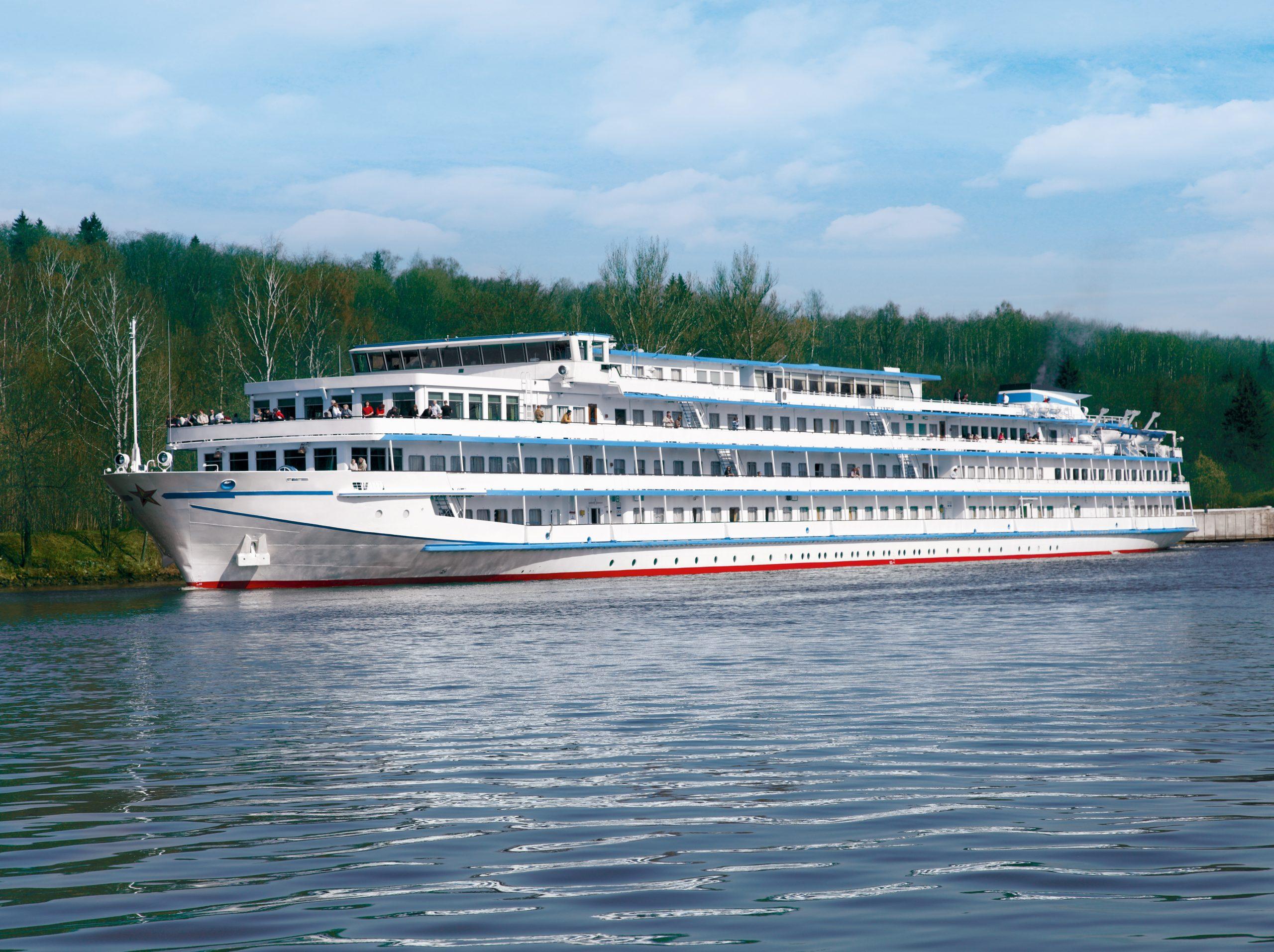 River Victoria - Flusskreuzfahrten-Reisen