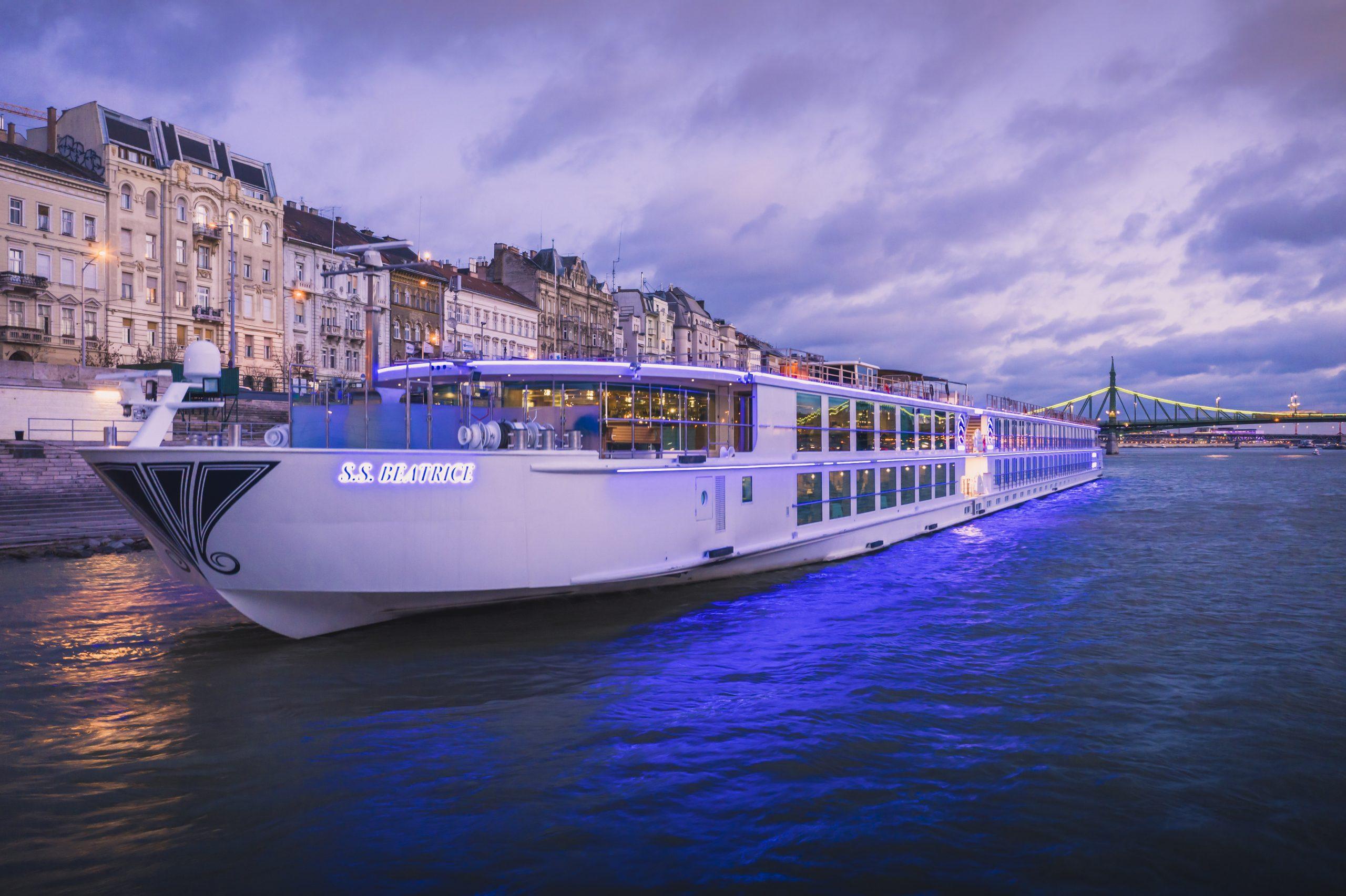 Super Ship Beatrice - Flusskreuzfahrten-Reisen