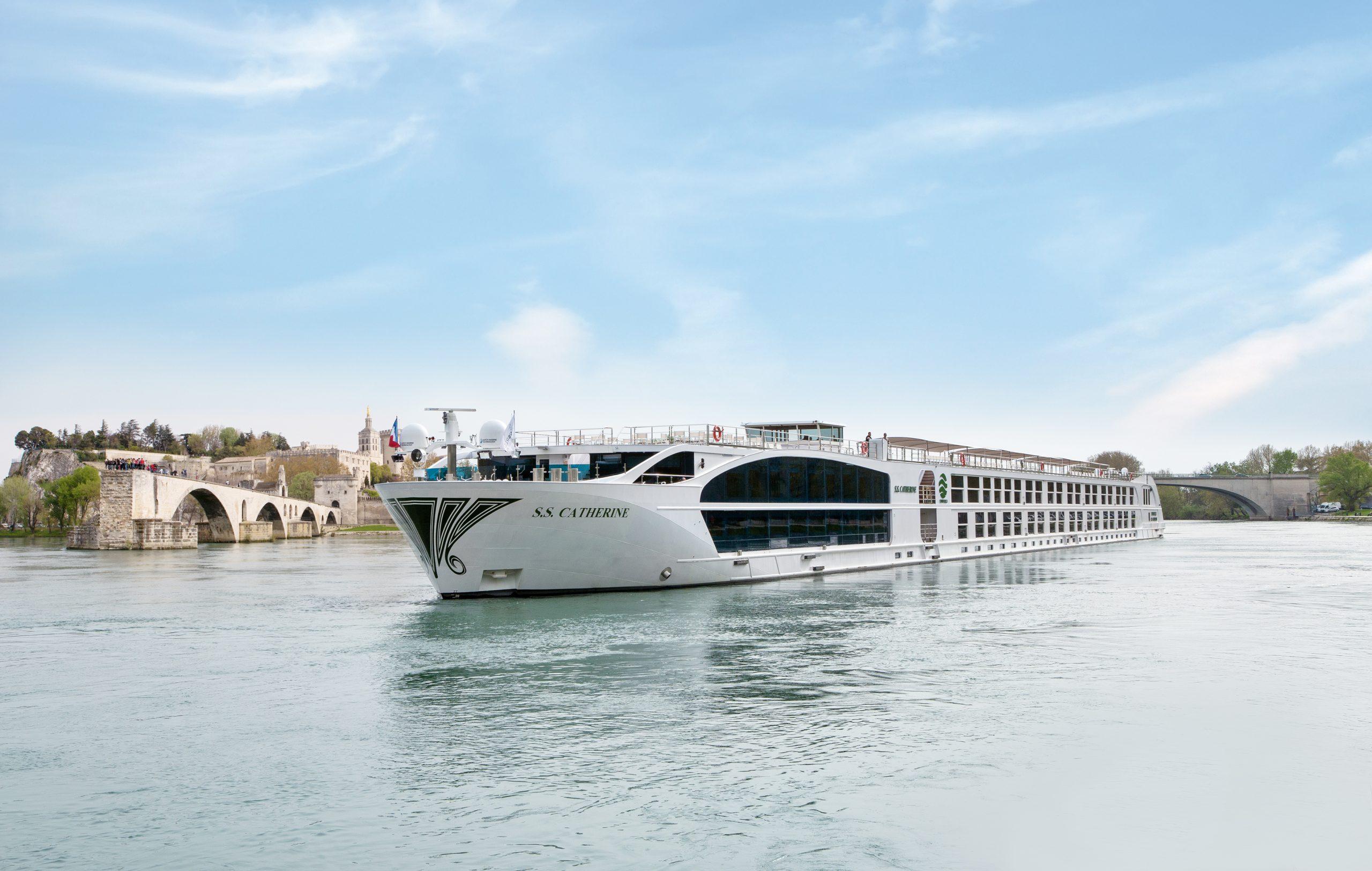 Super Ship Catherine - Flusskreuzfahrten-Reisen