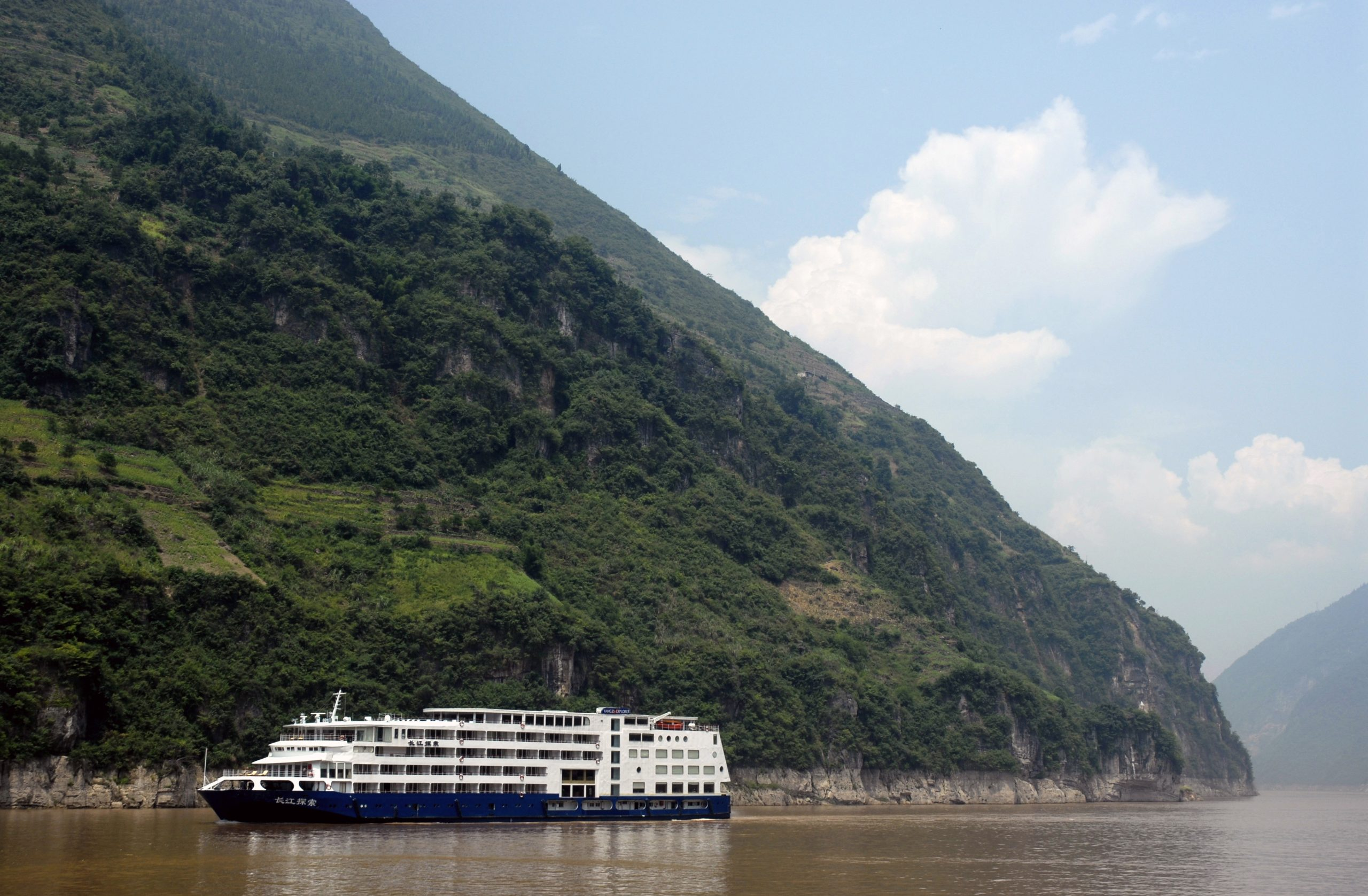 Sanctuary Yangzi Explorer - Flusskreuzfahrten-Reisen