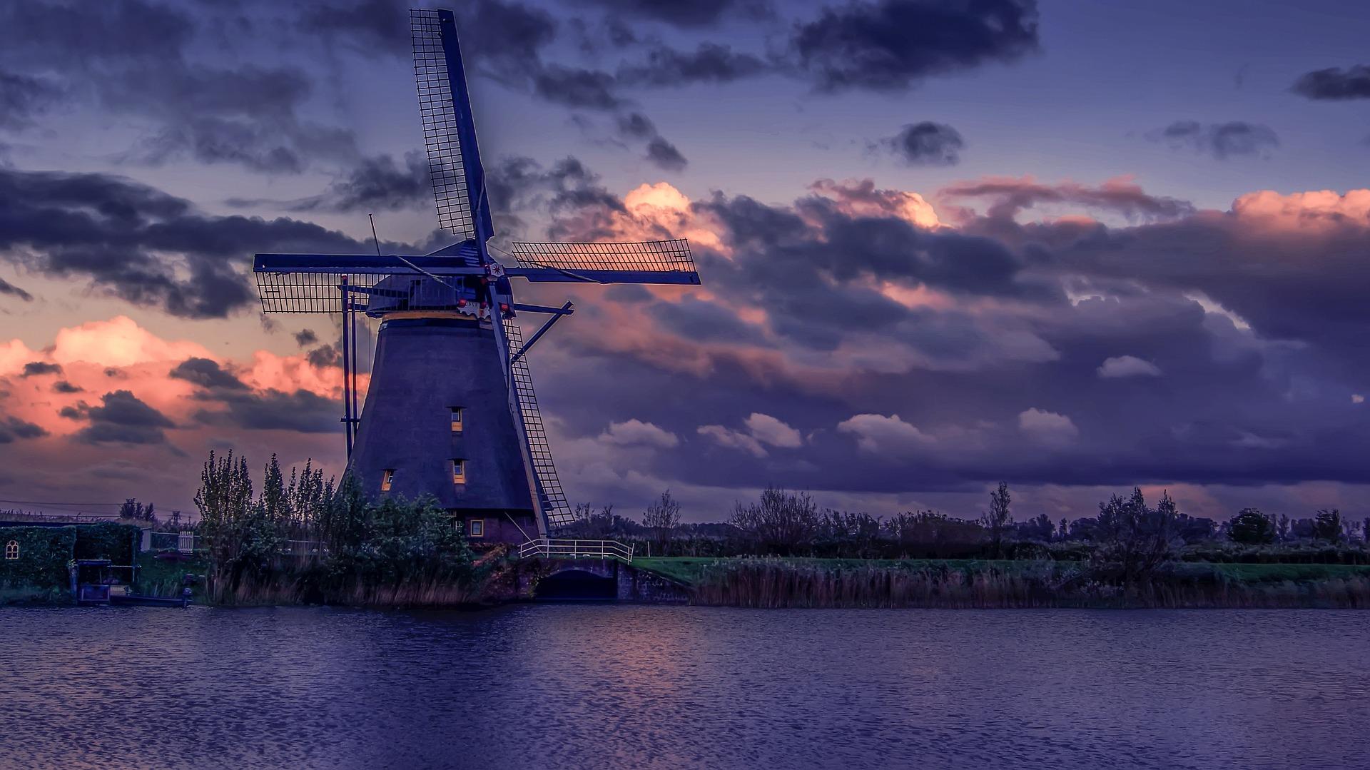 Niederlande & Belgien  Flussreisen