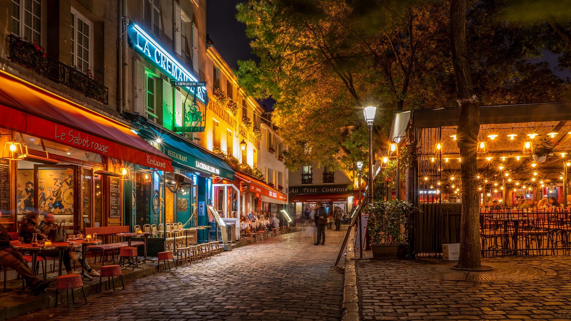 Lichterzauber Paris- Flusskreuzfahrten-Reisen